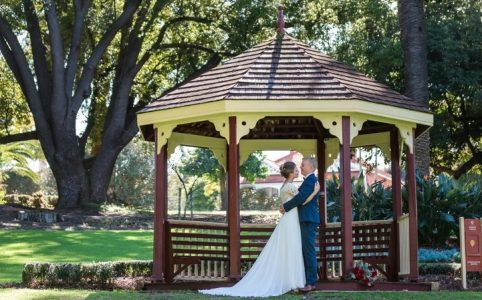 Choosing the gazebo
